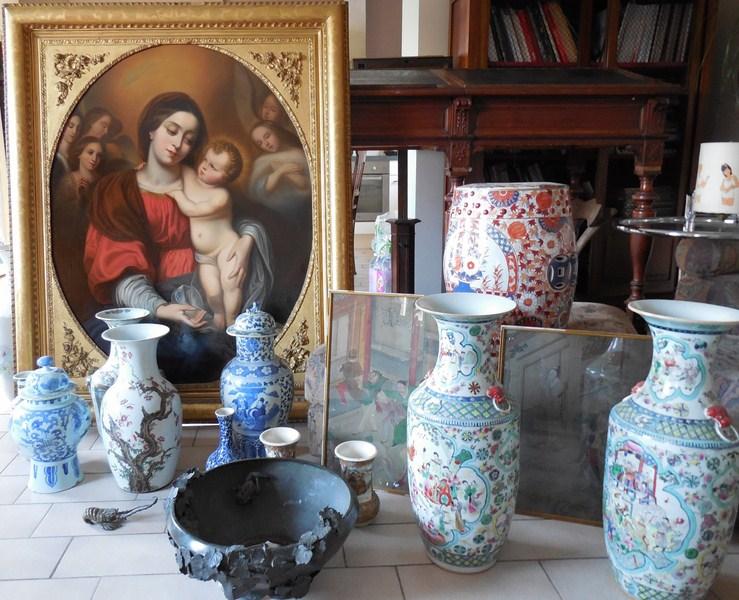 Estimation antiquités Lille (59)